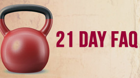21 Day Rapid Fat Loss Challenge FAQ