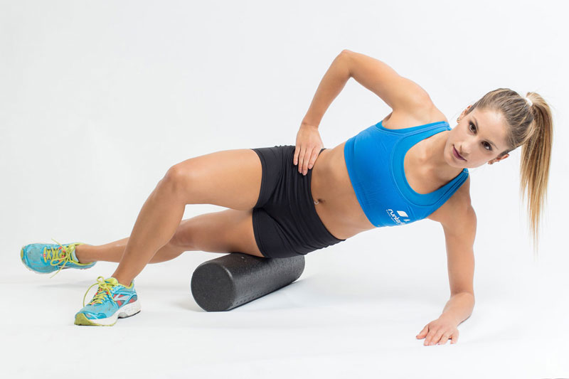 The Top 5 Benefits of Foam Rolling